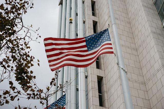 american-flag-and-building